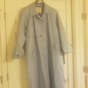 Vintage Womens London Fog trench coat